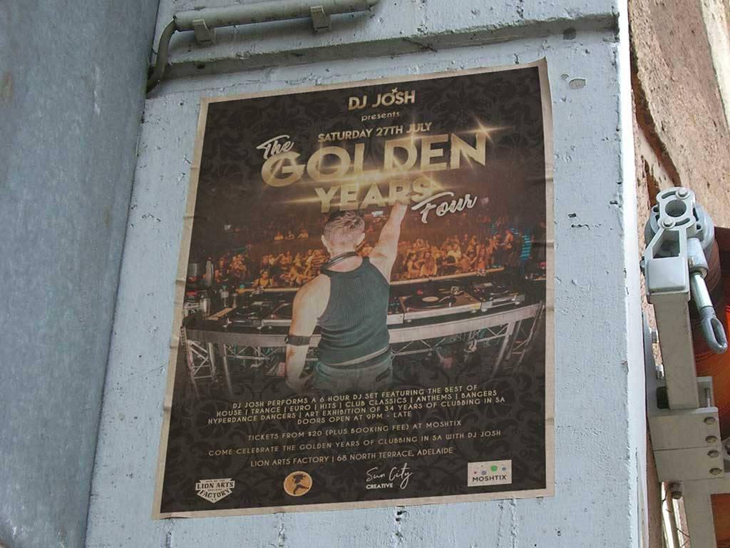 Dj Josh The Golden Years 4